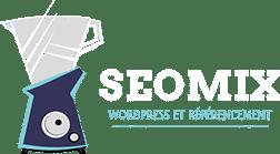 Logo agence SEOMIX