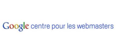 Google centre pour Webmasters