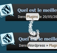 WordPress : récupérer les catégories parentes de the_category
