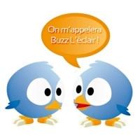 Buzz sur Twitter et Facebook