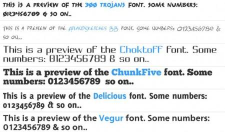 Wordpress All In One Cufon