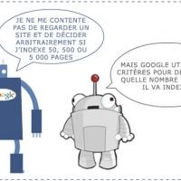 Indexaction des contenus par Google