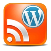 Flux RSS de WordPress