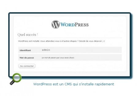 Mise en page du caption WordPress