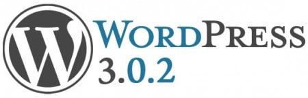 WordPress 3.0.2