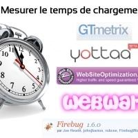 Mesurer le temps de chargement d'une page