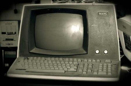 Ancien ordinateur