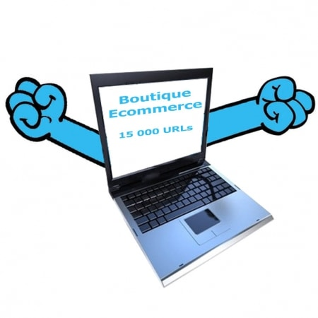 Urls propres pour site ecommerce