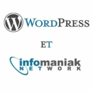 WordPress et infomaniak