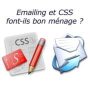 Emailing et CSS