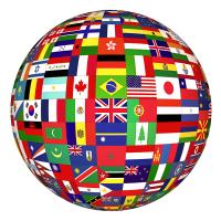 Globe mots clés étrangers