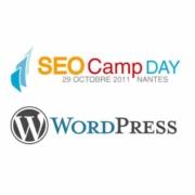 Référencer WordPress au SEO Camp Day