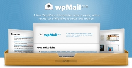 WpMail-me newsletter WordPress