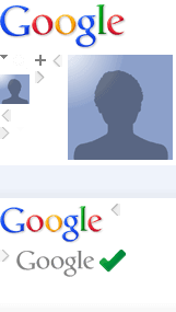 Le sprite de Google