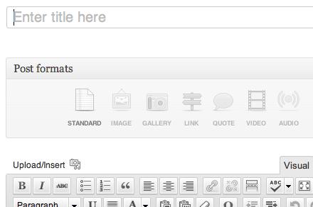 Un exemple d'intégration de Formats d'articles