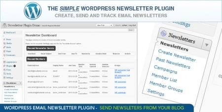 Plugin WordPress Email Newsletter