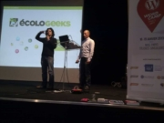 Europe Ecologie les Verts - WordCamp Paris 2013