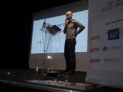 Gilles Vauvarin - WordCamp Paris 2013
