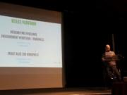 Gilles Vauvarin au WordCamp Paris 2013