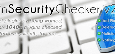 WordPress Plugin Security Checker