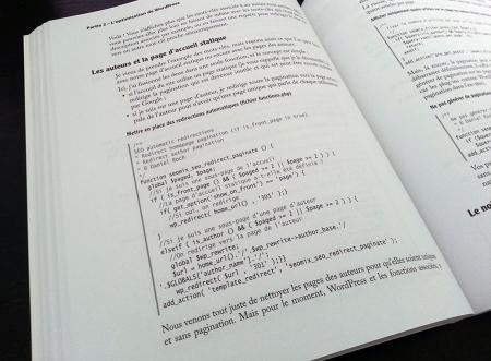 Code livre WordPress et SEO