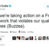 Twitter et la pénalité Buzzea