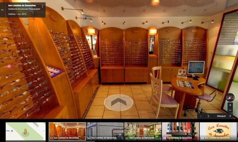 Exemple de visite virtuelle Google Street View - Trusted