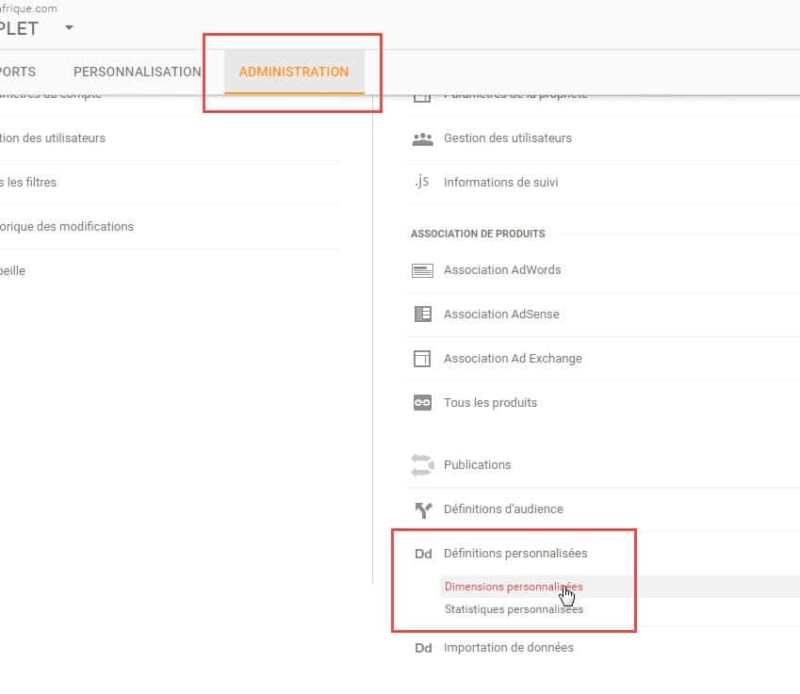 Segmenter l'audience de son site WordPress avec Google Analytics