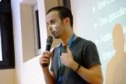 Daniel Roche lors d'une conférence seo