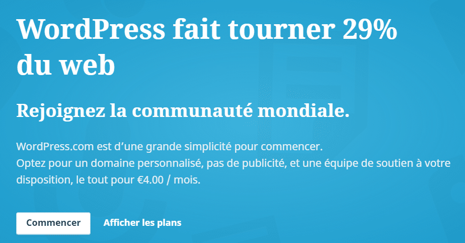 Comment fonctionne WordPress ?