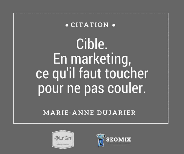 citation marketing - marie anne dujarier