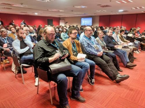 Conférence WordCamp Bordeau 2019