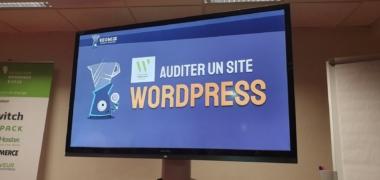 Auditer un site WordPress