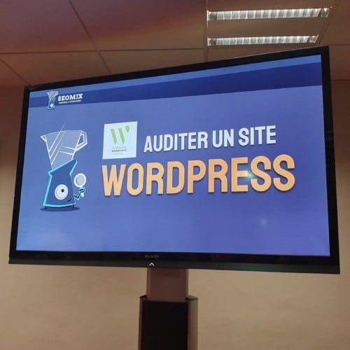 Auditer un site WordPress